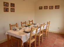 Sutton Lodge Bed & Breakfast | Breakfast room 2